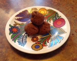 (Healthy) Chocolate Truffles