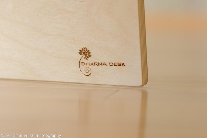 Dharma Desk branding