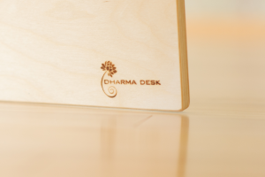 Ergonomic Sitting Workstation Platform | Dharma Desk
