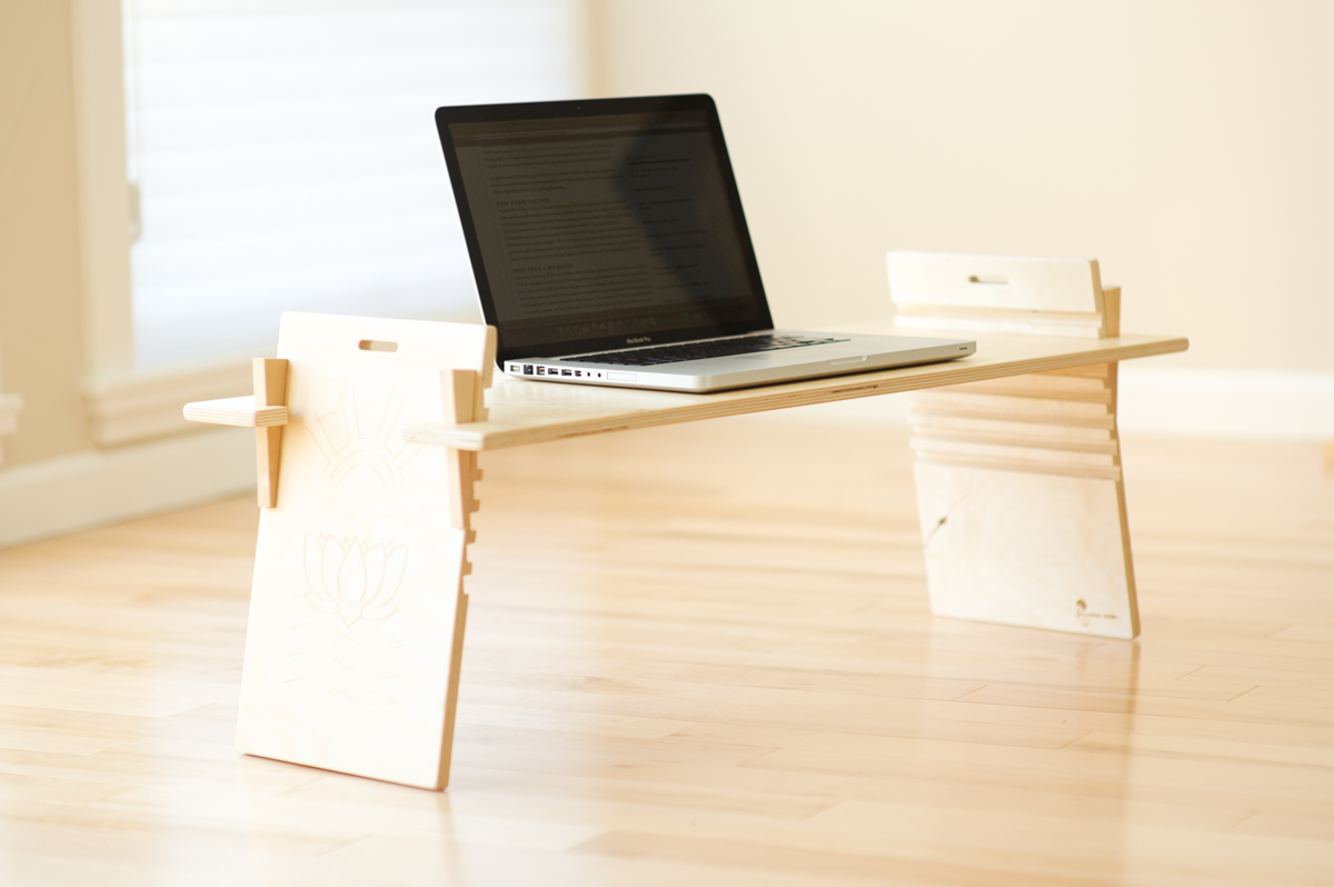 Full Wood Working Platform | Dharma Desk