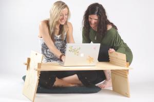 Large Seated Position Working Platform | Dharma Desk