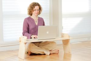 Posture Hip Support Working Platform | Dharma Desk