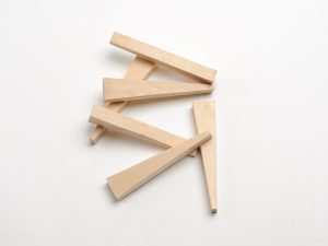 Pegs for Dharma Desk